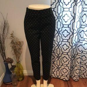 Ann Taylor LOFT Pants - Ann Taylor LOFT Black Marisa pants Skinny ankle
